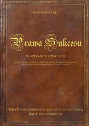 okładka Prawa sukcesu. Tom IX i Tom X, Ebook | Napoleon Hill