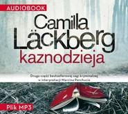 okładka Kaznodzieja, Audiobook | Camilla Läckberg