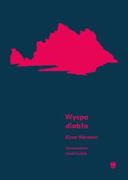 okładka Wyspa diabła, Ebook | Kárason Einar