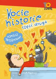 okładka Kocie historie część II, Ebook | Trojanowski Tomasz