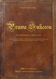 okładka Prawa sukcesu. Tom I i Tom II, Ebook | Napoleon Hill