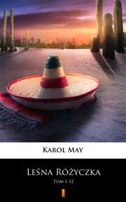 okładka Leśna Różyczka. Tom 1-12, Ebook | Karol May