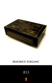 okładka 813, Ebook | Maurice Leblanc
