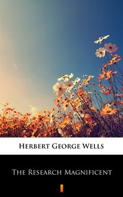 okładka The Research Magnificent, Ebook | Herbert George Wells