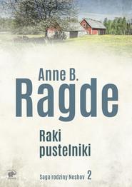 okładka Raki pustelniki, Ebook   Anne B. Ragde