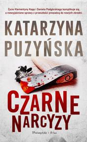 okładka Czarne narcyzy, Ebook | Katarzyna Puzyńska