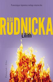 okładka Lilith, Ebook | Olga Rudnicka