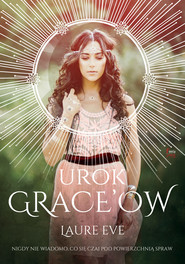 okładka Urok Grace'ów, Ebook | Laure Eve