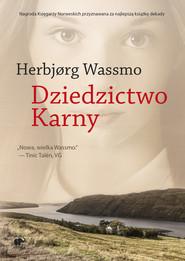 okładka Dziedzictwo Karny, Ebook | Herbjorg  Wassmo