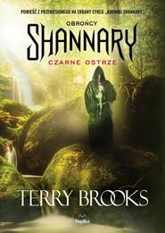 okładka Obrońcy Shannary. Czarne ostrze, Ebook | Terry Brooks
