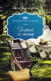 okładka Zostań ze mną, Ebook | Anna Karpińska