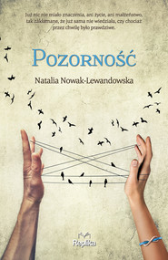 okładka Pozorność, Ebook | Natalia Nowak-Lewandowska
