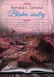 okładka Błędne siostry, Ebook | Renata L. Górska