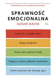 okładka Sprawność emocjonalna, Ebook | Susan David