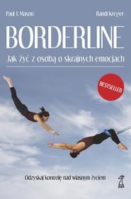 okładka Borderline., Ebook   Randi Kreger, Mason Paul