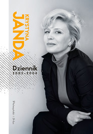 okładka Dziennik 2003-2004, Ebook   Krystyna Janda