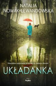 okładka Układanka, Ebook | Natalia Nowak-Lewandowska