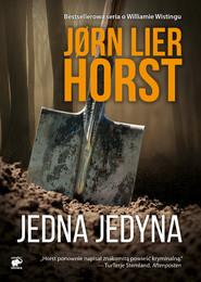 okładka Jedna jedyna, Ebook | Jørn Lier Horst