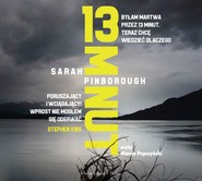 okładka 13 minut, Audiobook | Sarah Pinborough