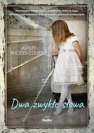 okładka Dwa zwykłe słowa, Ebook | Ashley Rhodes-Courter