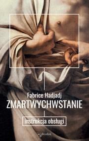 okładka Zmartwychwstanie. Instrukcja obsługi, Ebook | Fabrice Hadjadj