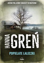 okładka Popielate laleczki, Ebook | Hanna Greń