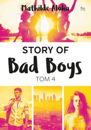 okładka Story of Bad Boys 4, Ebook | Mathilde Aloha