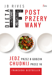 okładka Dieta IF, Ebook | JB Rives