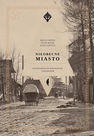 okładka Nieobecne miasto, Ebook | Maciej Krupa, Kuba Szpilka, Piotr Mazik