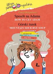 okładka Sposób na Adama (pol-ang), Ebook | Paweł Beręsewicz