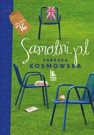 okładka Samotni.pl, Ebook | Barbara Kosmowska