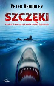 okładka Szczęki, Ebook | Peter Benchley