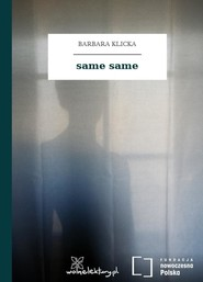 okładka same same, Ebook | Barbara Klicka