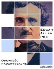 okładka Opowieści nadzwyczajne, Ebook | Edgar Allan Poe