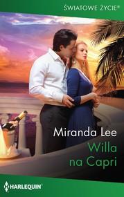 okładka Willa na Capri, Ebook   Miranda Lee