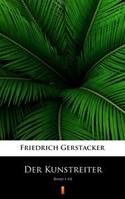 okładka Der Kunstreiter, Ebook   Friedrich Gerstäcker