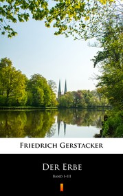 okładka Der Erbe, Ebook   Friedrich Gerstäcker