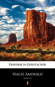 okładka Nach Amerika!, Ebook | Friedrich Gerstäcker