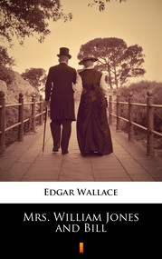 okładka Mrs. William Jones and Bill, Ebook | Edgar Wallace