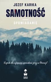 okładka Samotność, Ebook | Jozef Karika