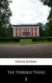okładka The Terrible Twins, Ebook | Edgar Jepson