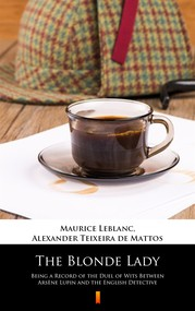 okładka The Blonde Lady, Ebook | Maurice Leblanc