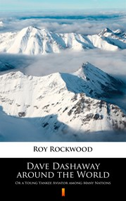 okładka Dave Dashaway around the World, Ebook | Roy Rockwood
