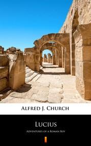 okładka Lucius, Ebook | Alfred J. Church