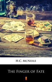 okładka The Finger of Fate, Ebook | H.C. McNeile