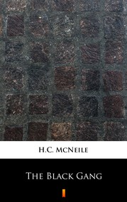 okładka The Black Gang, Ebook | H.C. McNeile