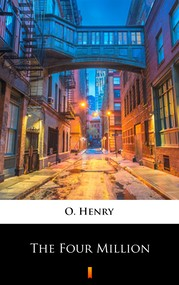okładka The Four Million, Ebook | O. Henry