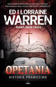 okładka Opętania. Historie prawdziwe, Ebook | Ed Warren, Lorraine Warren, Robert David Chase