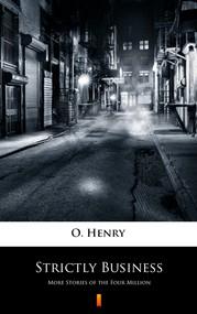 okładka Strictly Business, Ebook | O. Henry