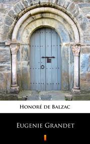 okładka Eugenie Grandet, Ebook | Honoré  de Balzac